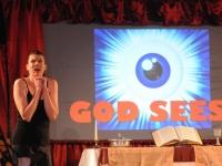 God sees!